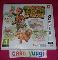 STORY OF SEASONS  NINTENDO 3DS NEUF VERSION 100% FRANCAISE