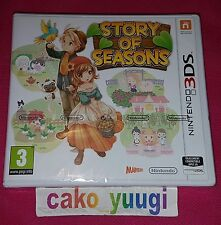 STORY OF SEASONS  NINTENDO 3DS NEUF VERSION 100% FRANCAISE
