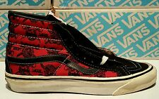 Vans SK8-HI  Original 80's Rare Men's 7 Woman's 8 1/2 Made in USA (Not Reissue)