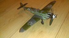 REVELL 1:32 SCALA Messerschmitt Bf109G-10 Erla pre-costruito per la visualizzazione