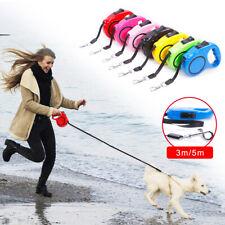 Auto Retractable Dog Leash Portable Leash Pet Puppy Traction Rope Walking Lead