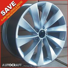 "18"" TURBINE HS Style ALLOY WHEELS  - VW GOLF / CADDY / TRANSPORTER T4"