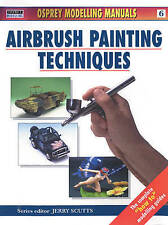 Air Brush Painting Techniques by Bloomsbury Publishing PLC (Paperback, 1999)