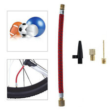 Aufblasen Nadel Nadel Schlauch Sport Ball Bike Tire Tube Luftpumpe Werkzeug Kits