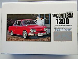 "ARII 1:32 Scale ""Owners Club"" '66 Hino Contessa 1300 Model Kit New Kit # 40"