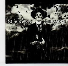 (EL445) Black Wolf, Mr Maker - 2013 DJ CD