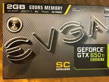 EVGA NVIDIA GeForce GTX 650 Ti BOOST