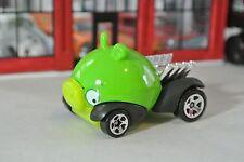 Hot Wheels Angry Birds Minion - Green - Loose 1:64 - HW Imagination