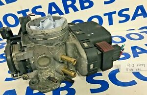 SAAB 9-3 93 / 9-5 95 Throttle Body 9188186 B205 B235 4 Cyl Petrol 1998 - 2003
