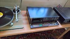 1984 Aiwa wx 220 cassette deck piastra working fine