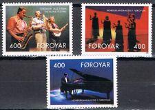 Europa Sympathy 1993 Fäeröer 243-245 10 jaar Huis van het Noorden cat wrd € 4,50