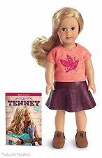 Tenney Grant Mini Doll & Book (2017 American Girl Mini Doll Collection)