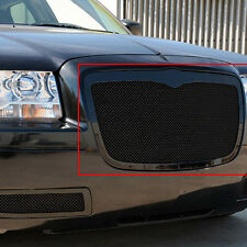 2005 2006 2007 2008 2009 2010 CHRYSLER 300 300C BLACK MESH GRILLE GRILL T-REX