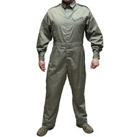 Coverall Aircrew British RAF Royal Air Force Flight Army Lightweight Stone