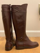 Bally Vintage Brown Italian Leather Boots - Size US 6.5 EU 37 bf82978c9d