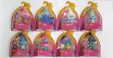DREAMWORKS TROLLS MINI FIGURES - COLLECTABLE DOLL - CHOOSE CHARACTER - NEW PACK