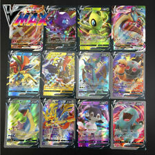 Lot cartes pokemon en anglais GX / MEGA EX / EX / TAG TEAM / BOOSTER Flash VMAX