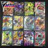 Lot cartes pokemon en anglais GX / MEGA EX / EX / TAG TEAM / BOOSTER Flash VMAX