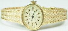 Vintage Ladies Longines Solid 14K Yellow Gold 27 GramsWrist Watch