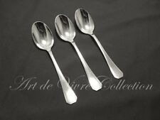 Christofle AMERICA 3 Cuillères de Table, Table Spoons Brilliant Luster, 20.5cm