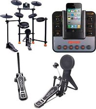 Jammin Pro  All-In-One Electronic Drum Set for iPod/iPhone w/metronome IROCKER