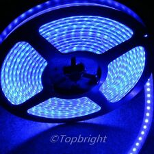 10X 5m Blue SMD 3528 Waterproof Flexible 600 LED Strip