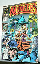 MARVEL 1988 MAY THE AVENGERS #291 LET'S PARTY!