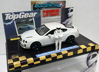 BENTLEY CONTINENTAL SUPER SPORTS TOP GEAR 1/43 MINICHAMPS