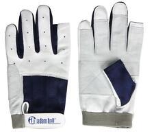 Adam Hall Segelhandschuhe Kalbsleder Gr. XL / 10 Rigger Gloves Roadie Handschuhe