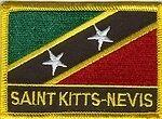 St. Kitts & Nevis Patch / St. Kitts & Nevis  Flag