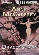 Anne McCAFFREY / DRAGONSDAWN (Dragonriders of Pern)    [ Audiobook ]