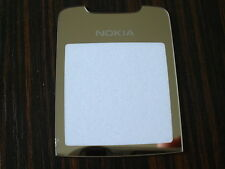 nokia 8800 classic front screen glass,  front lens glass gold colour