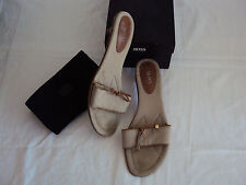 * Hugo Boss Sandaletten NP: 230€ TOP Pumps Luxus Designer Schuhe Tasche Gr. 41