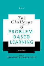 The Challenge of Problem-based Learning, , Very Good Book