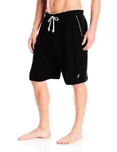 Nautica Mens Sleepwear Knit Sleep Short M- Pick SZ/Color.