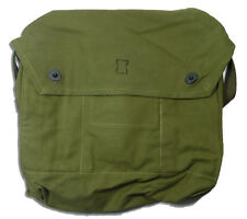 Finnish Gas Mask Bag Olive Drab 5col Finland Military Surplus Shoulder Satchel