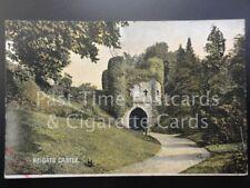 c1905 Surrey: Reigate Castle