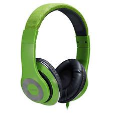 Surround Stereo Gaming Headset Headband Headphone For PC Audio AUSDOM F01 Green