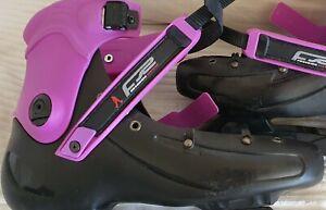 SEBA FR2 Gr. 45 Boot only (Paar) FSK Inlineskates Freeskates Slalom Freeride
