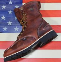 """Kevin's Classic Upland 8"""" Handmade Waterproof Hunting Boot Made in USA Fac2nd 10"""