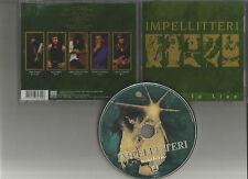 IMPELLITTERI - Stand in line CD 1999 PRESS MALMSTEEN ALCATRAZZ BONFIRE LOUDNESS