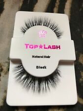 TOPLASH STYLE XD4 3D  NATURAL MINK LASHES LUXURY UK SELLER FREE POSTAGE