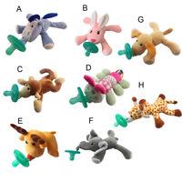 Cute Baby Pacifier Plush Toy Newborn Kids Boys/Girls Cartoon Nipp For Baby Kids
