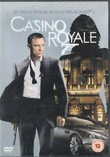 CASINO ROYALE DVD [BRAND NEW AND SEALED] DANIEL CRAIG
