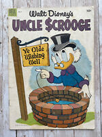 Uncle Scrooge #7  Dell Disney Comic
