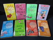 Cathy Hopkins: Set of 8 Teen Books incl. Mates and Dates - Incl. Shipping!!