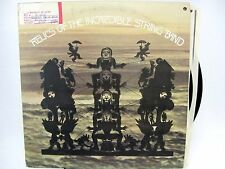 ISB Scotland Relics of The Incredible String Band 2 LP Record 1971 promo cut