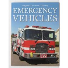 Emergency Vehicles (Snapshot Picture Library) [Paperback] Terri Smith