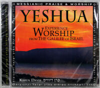 Karen Davis Yeshua NEW CD Christian Messianic Worship Music Galilee of Israel