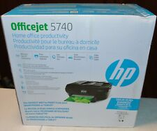 BRAND NEW & FACTORY SEALED HP Officejet 5740 Wireless All-In-One Printer BLACK